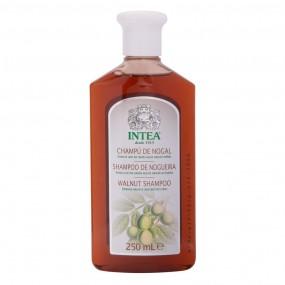 Shampoing Intea® NOIX Spécial pour cheveux foncés et colorés