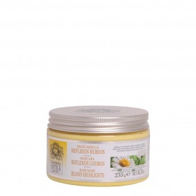 Masque capillaire REFLETS BLONDS Camomila Intea