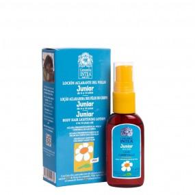 Spray éclaircissant les Poils Camomila Intea® JUNIOR pour Enfants