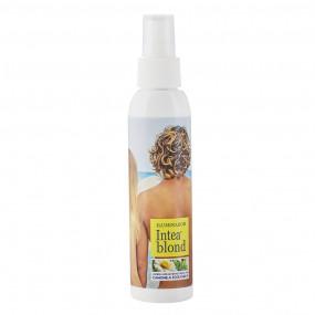 INTEA BLOND Effet éclaircissant et brillance pour tous les cheveux blondes. Sans alcohol